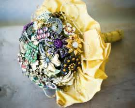 diy wedding bouquet diy brooch bouquet tutorial project wedding