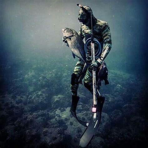 images  spear fishing  pinterest
