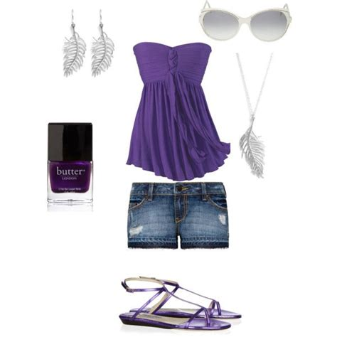 Cute Summer Outfit for Teens