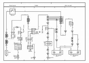 Diagram  2008 Toyota 4runner 4 Runner Electrical Wiring