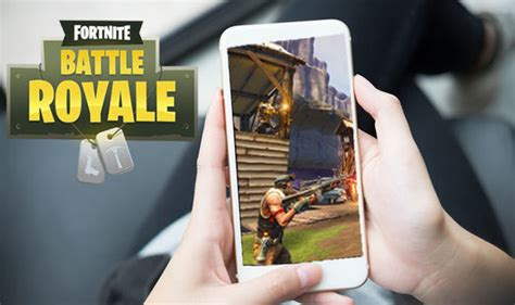 fortnite android release date revealed mobile port