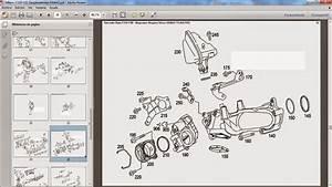 Manuales De Taller De Mercedes Benz  Octubre 2014