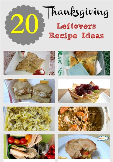 thanksgiving recipe ideas 20 thanksgiving leftovers recipe ideas