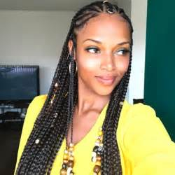 ponytail extensions 20 cutting edge ways to rock braids this cuttings