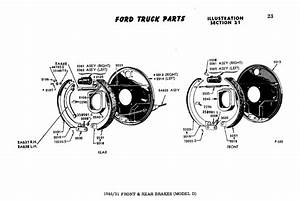 1948-1952 Ford Truck Parts - Page 7