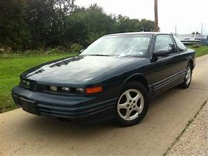 1996 Oldsmobile Cutlass Supreme Sl For Sale In