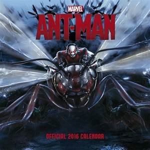 Ant-man - Calendars 2018 on Abposters.com