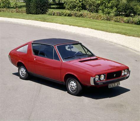 renault gordini r17 renault r17 ts gordini 1971 1977 retro