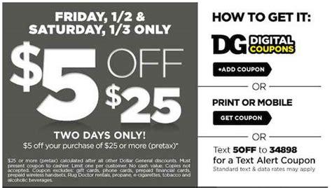 printable coupons  deals     dollar