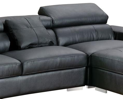 canapé relaxation cuir electrique canape d 39 angle vivalto cuir noir canapé topkoo