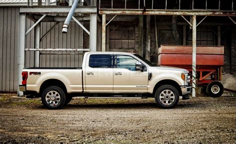 2020 Ford F350 by 2020 Ford F350 Release Date Specs Changes 2019 2020