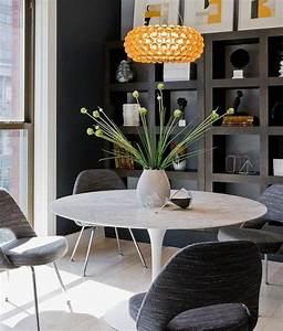 Quels meubles de salle a manger choisir pour personnaliser for Salle À manger contemporaineavec petite table pour manger