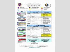 Calendario Uanl 2018 Preparatoria newcalendar