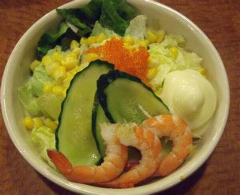 Food exotic rice salad-Chinese healthy food for October 26