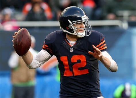 bears qb cutler ruled   cowboys game cbs dallas