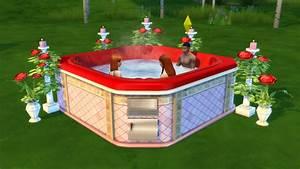 Sims 2 To 4 Love Tub