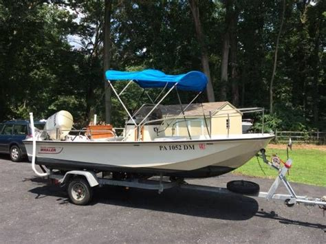 Craigslist Boston Whaler Boats by Boston Whaler Montauk 17 12000 Http Jerseyshore