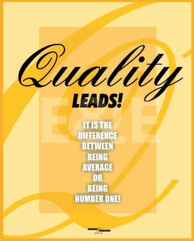 Quality Assurance Quotes For Workplace Quotesgram