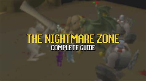 nightmare zone osrs afk guide max hour points most runescape fact train hands down place
