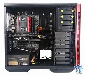 Inwin Gaming Black 707 Full