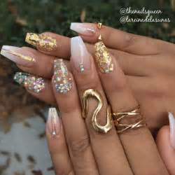 Foil nails on nail designs art and cracked