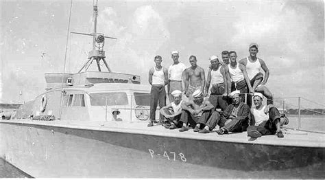 Crash Rescue Boat by History Of The Wwii Aaf Crashboat