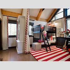 Hgtv Dream Home 2014  Kids' Bedroom Pictures Finishing