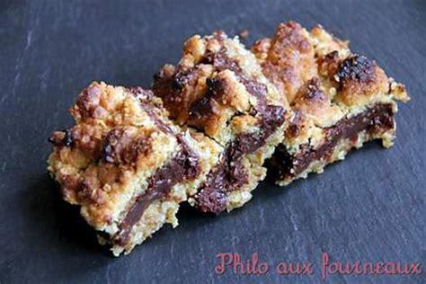 dessert flocons d avoine recette de carr 233 s croustillants aux flocons d avoine chocolat