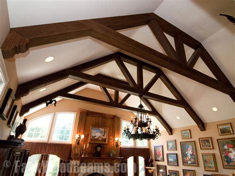 Faux Wood Ceiling Beams  Design Bookmark #16116