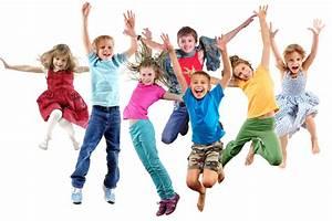Toronto Salsa Dance kids dancing jumping