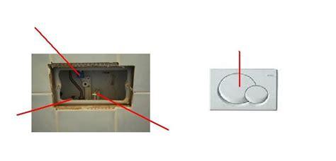 comment reparer chasse d eau wc suspendu