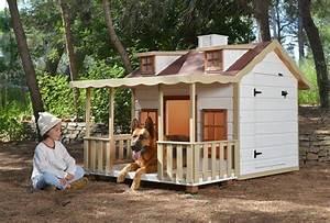 Cabane Pour Chien : niche pour grande chien isol e baqueira cabanes green house ~ Melissatoandfro.com Idées de Décoration