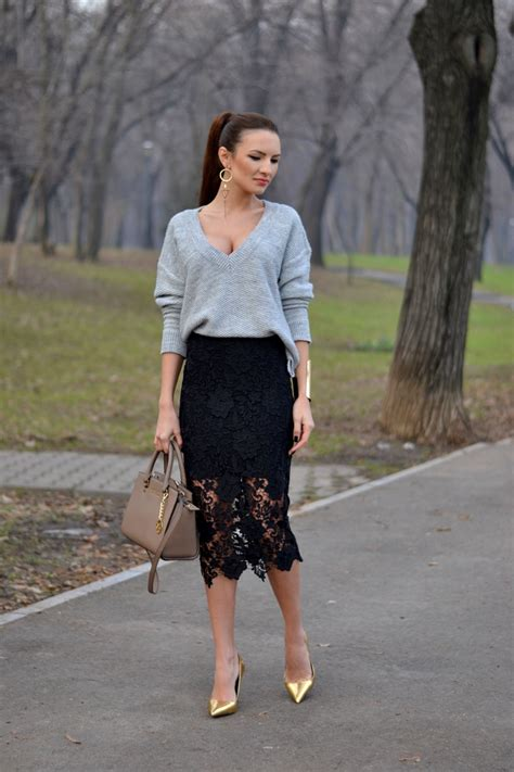 How to Wear a Pencil Skirt | Style Wile