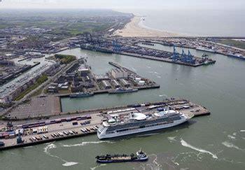 Driving in Europe Zeebrugge Port Eurobreakdown