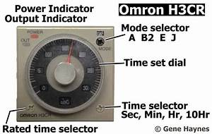 How To Wire H3cr Timer