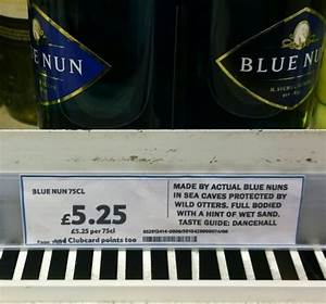 joker dupes shoppers with fake wine labels With fake wine labels