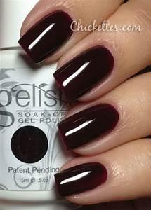 15 black gel nail designs ideas 2016 fabulous nail