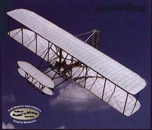 Wright Flyer 1903 Small Kit