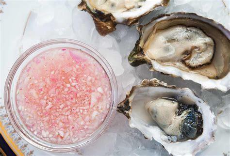 mignonette cuisine mignonette recipe mignonette sauce for oysters