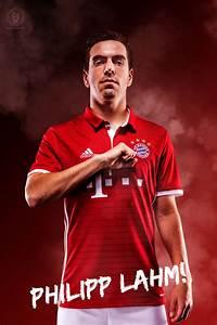 Philipp Lahm Bayern Munchen 2016/17 Wallpaper by dianjay ...