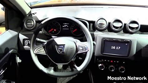 New Dacia Duster 2018 Interior And Exterior