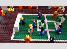 Lego Football 201112 La Liga Barcelona vs Real Madrid
