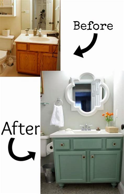 Bathroom Vanity Makeover Diy by 25 Best Ideas About Bathroom Vanity Makeover On