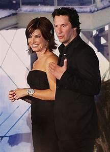 "Keanu Reeves And Sandra Bullock Promote ""The Lake House ..."