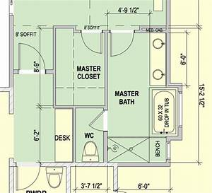 master bathroom with water closet layout With why you should planning master bathroom layouts