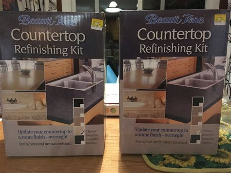 beauti tone countertop refinishing kits