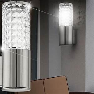 Led Lampen Außenbereich : 6er set led wandleuchten f r den au enbereich unsichtbar lampen m bel au enleuchten wandleuchten ~ Buech-reservation.com Haus und Dekorationen