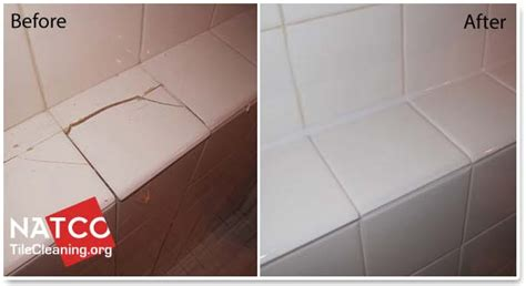 Hairline Cracks In Bathroom Ceiling by How To Replace Cracked And Broken Shower Tiles