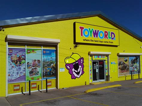 where are the biggest toy shops in canberra canberra