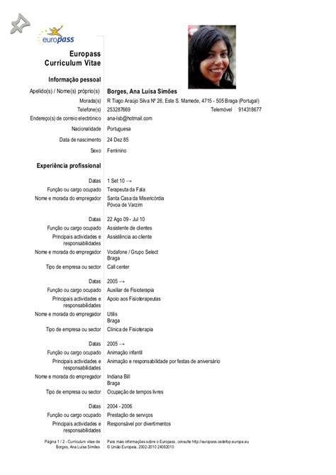 Europass Cv111025borges. Best Cover Letter Mechanical Engineer. Cover Letter For Receptionist Traineeship. Cover Letter Format Simple. Sample Of Resignation Letter For Kindergarten Teacher. Cover Letter Sample Pdf Download. Resume Template Yoga Teacher. Cover Letter Format By Email. Cover Letter Writing For Career Change